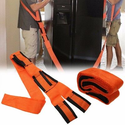 Lifting Shoulder Straps Moving Lift Aid Tool Heavy Furniture Appliances Holder