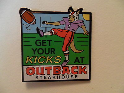 Resturant Collectible Pin-Outback