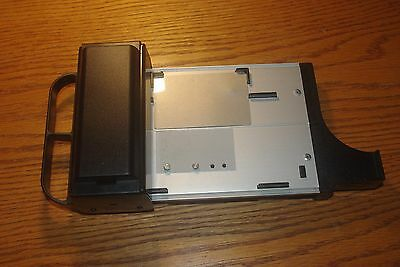 Addressograph Newbold Credit Card Imprinter Slider, Countertop, Desktop