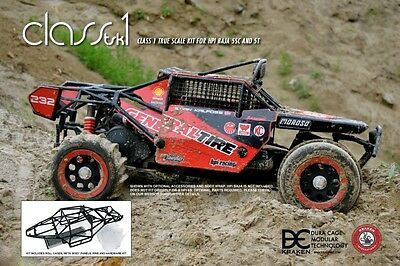 Kraken RC Class 1 TSK (True Scale Kit) for HPI Baja 5B/5T/5SC