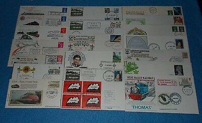 Thematic Railway Covers - Various Regions - Choose Individual Cover