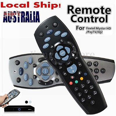 Remote Control Controller Replacement Device For Foxtel Mystar HD PayTV IQ2