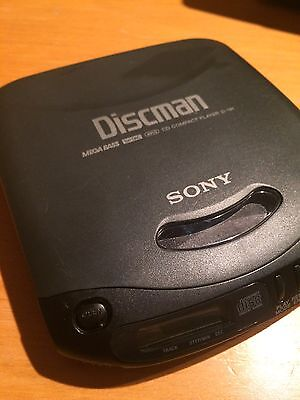 Sony Portable Compact Disc Player D-141