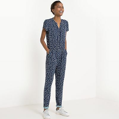 R Edition Womens Printed Jumpsuit