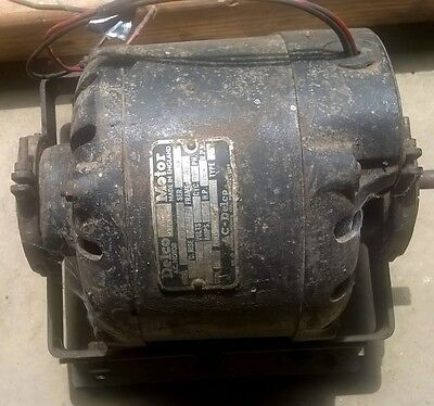 Delco Single phase Electric Motor