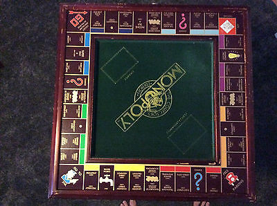 FRANKLIN MINT MONOPOLY - COLLECTOR'S EDITION 1991 PICK UP Brisbane