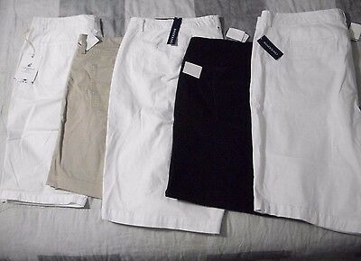 Wholesale 4 Retail~Resale~Resell~Lot of 5 Plus Sized Womens Bermuda Shorts~NWT~