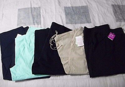 Wholesale 4 Retail~Resale~Resell~Lot of 5 Plus Sized Womens Capri Pants~NWT~New~