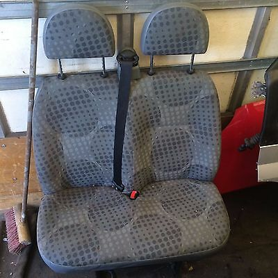 2007 Ford Transit  - Passenger Side Double Seat.