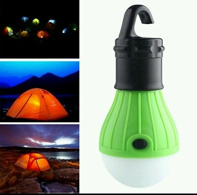 Hanging LED Camping Tent Light Bulb Fishing Lantern Lamp Outdoor Accessories.