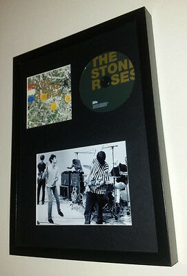 The Stone Roses Cd Presentation Display Madchester Vinyl