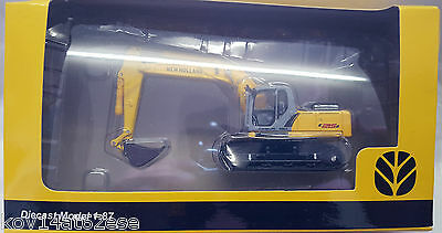 New Holland E215B Tracked Excavator-1:87 Scale