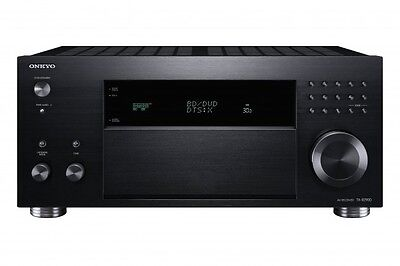 Onkyo TX-RZ900 7.2 Network A/V Receiver Dolby Atmos THX 4K - Black - Brand New