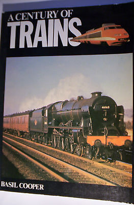 Railway Book    A Century Of Trains