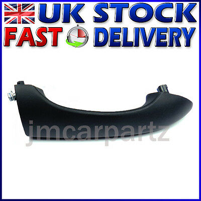 BMW X5 E53 1999-2006 FRONT RIGHT OUTER DOOR HANDLE - BLACK Brand New !!!