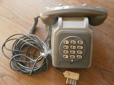 Vintage Collection Ancien Telephone A Touche