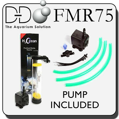 D-D FMR75 FLUIDISED MEDIA REACTOR Rowaphos Sand Filter BIO PEARLS PELLET REEF
