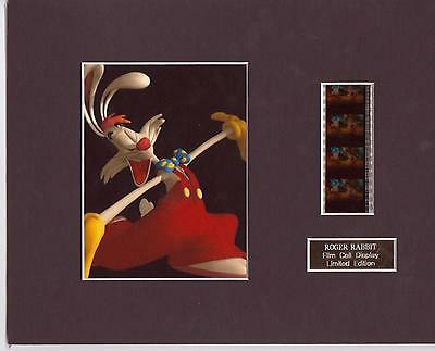 Roger Rabbit Film Cell Display Limited Edition Very Rare