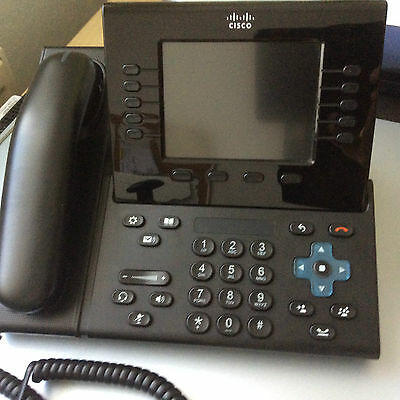 Cisco CP-9951-C-K9 CP-9951 TOP Zustand Unified SIP Endpoint VoIP Phone Telefon
