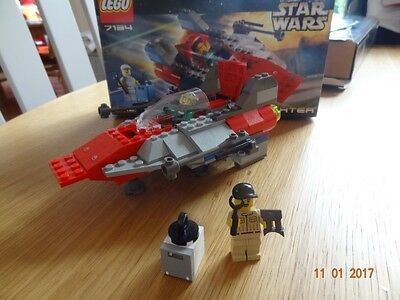 lego star wars 7134 A Wing Fighter