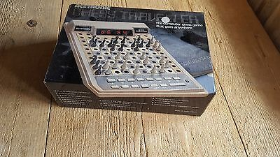 Boxed Vintage 1980 Acetronic Electronic Chess Traveller