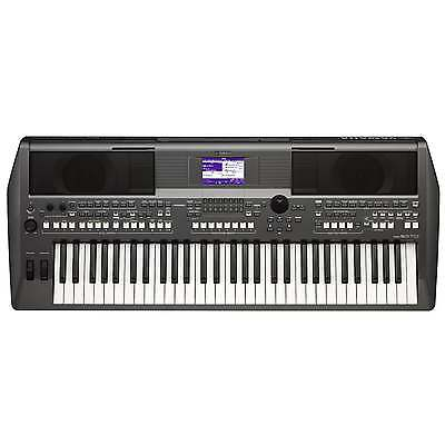 Yamaha PSR S670 Workstation Keyboard