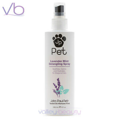 JOHN PAUL MITCHELL JP PET Instant Detangling Spray For Dogs, Cats and Horses