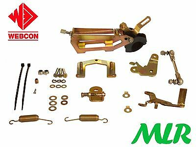 Weber Dcoe Single Cable Throttle Linkage Set Top Mount Mlr.auf