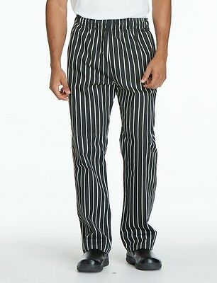 Dickies Chef Collection Traditional Chalkstripe Pant Sz S-XXL
