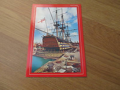 NEW/UNUSED Admiral Lord Nelson Nelson HMS Victory Trafalgar Navy Postcard Naval
