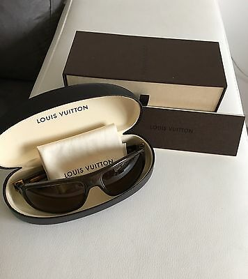 Louis Vuitton Sunglasses, Made In Italy.