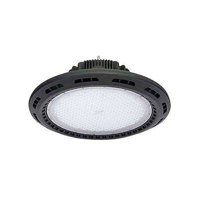 Campana Led industrial UFO 100W chip Philips + MeanWell driver. Blanco frío