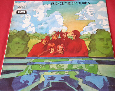"""friends""   The Beach Boys  Lp"