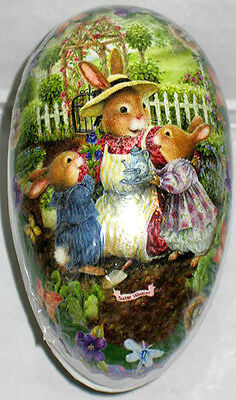 Vintage Easter Egg SUSAN WHEELER Holly Pond Hill MINT SEALED Made In Germany Wow