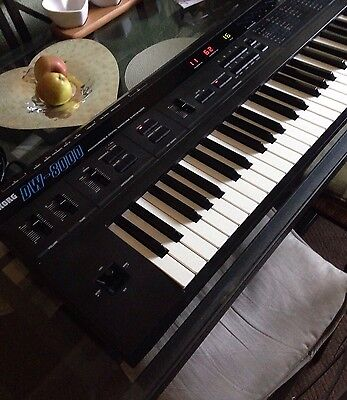Korg DW-8000 Analog / Digital Synth. Very Good Condition