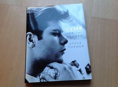 Cliff For The Record By Steve Turner 1997.