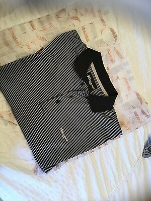 Lovely Rogue Mens Golf  Polo Size Xl