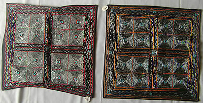 Beautiful Handmade Old Vintage Patch Work Cushions/pillow Cover India Fine Art10