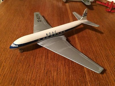Dinky Toys #999 D.H Comet BOAC Airliner