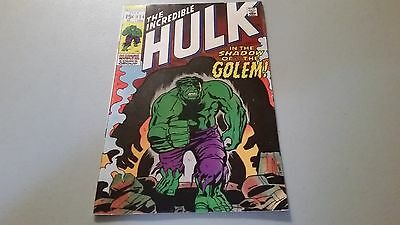 The Incredible Hulk 134 Comic (1970) VF