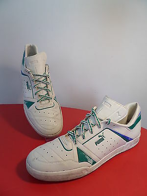 80s PUMA - Made in ITALY - sneakers vintage NO retro oldschool Trainers