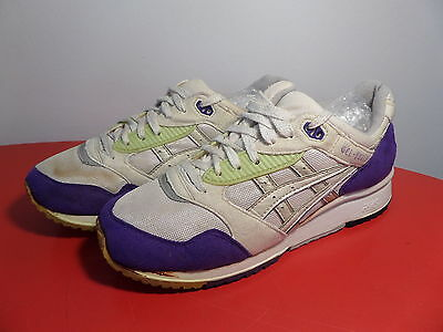 80s ASICS GEL-EXULT - Made in Korea - sneakers vintage NO retro Trainers