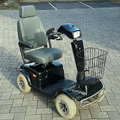 Rascal 329LE mobility scooter. 8 mph. 35 Mile Range on One Charge. (Bournemouth)