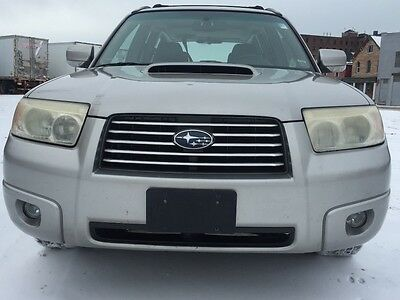 2007 Subaru Forester Limited 2007 Subaru Forester XT Limited  Wagon 4 door Auto Turbo NO RESERVE!!