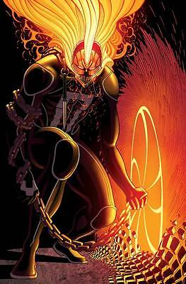 Ghost Rider Now #1 Moore Variant 1:25 Marvel Comics