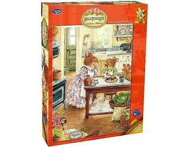 Holdson 1,000 Piece Jigsaw Puzzle - Hollypond Hill: Fudge Frosting Fun