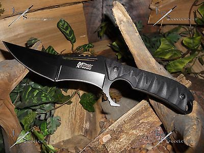 Survival knife/Bowie/M-tech Extreme/Full tang/Heavy duty/Hunting/440C/Zombie