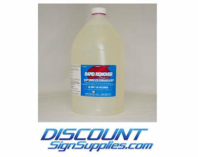 Rapid Remover (1 Gallon) - In Stock - Fast Shipping  - Free Shipping