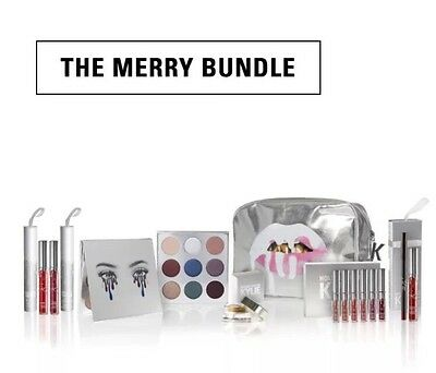 KYLIE COSMETICS Limited Edition: The Holiday Collection Bundle