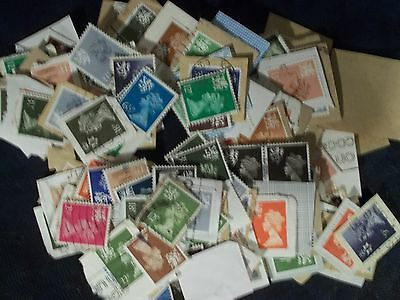 250 Used Regional Stamps On Paper